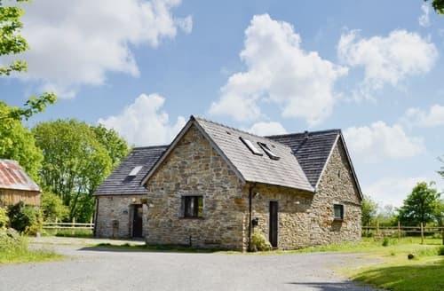 Big Cottages - Tasteful Kidwelly Cottage S34844