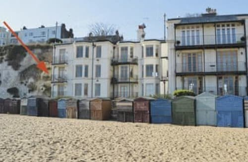 Last Minute Cottages - Attractive Broadstairs Apartment S13551