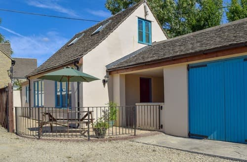 Last Minute Cottages - Beautiful Chipping Norton Cottage S15693