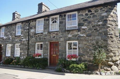 Big Cottages - Stunning Aberdovey Cottage S24662