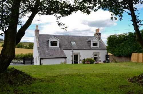 Big Cottages - Quaint Huntly Cottage S22947
