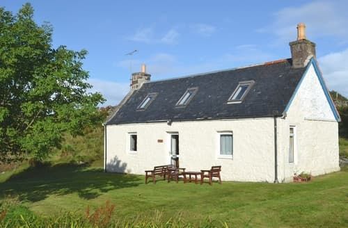 Last Minute Cottages - Quaint Lochinver Cottage S24364