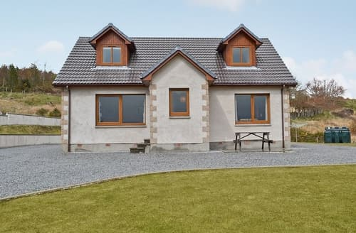 Big Cottages - Stunning Gairloch Cottage S22843