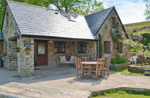 Dog Friendly Cottages - Cosy Tavistock Cottage S19597
