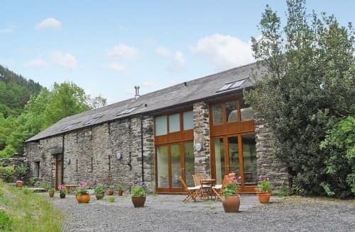 Big Cottages - Charming Dolgellau And Coed Y Brenin Forest Park Cottage S22259