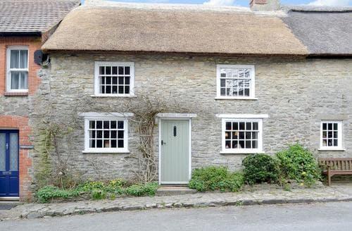 Big Cottages - Superb Bridport Cottage S19719