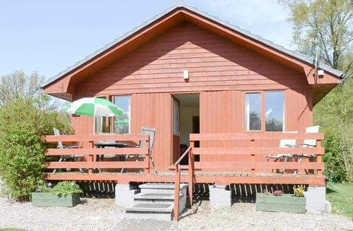 Big Cottages - Luxury Fort William Lodge S22626
