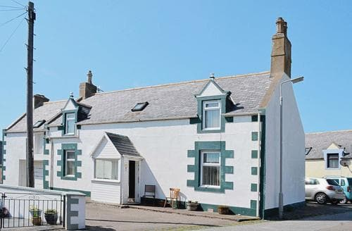 Big Cottages - Excellent Buckie Cottage S22812