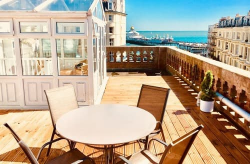 Big Cottages - Superb Eastbourne Apartment S13945