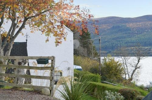 Last Minute Cottages - Superb Drumnadrochit Apartment S24270
