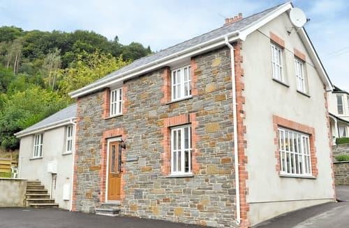 Big Cottages - Stunning Aberystwyth Cottage S21541
