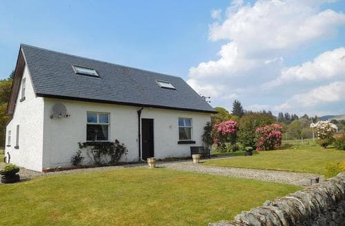 Big Cottages - Lovely Lochgilphead Cottage S23091