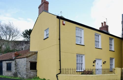 Big Cottages - Charming Tenby Cottage S21953