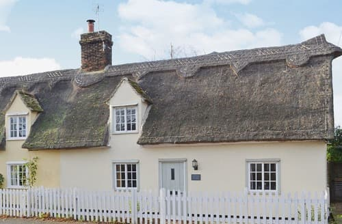 Last Minute Cottages - Little Fosse