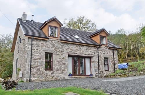 Big Cottages - Luxury Tighnabruaich Cottage S23209
