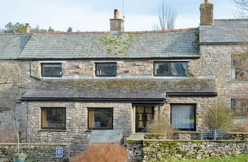 Big Cottages - Excellent Kirkby Stephen Cottage S18580