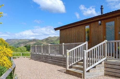 Last Minute Cottages - Exquisite Fort Augustus Lodge S22711