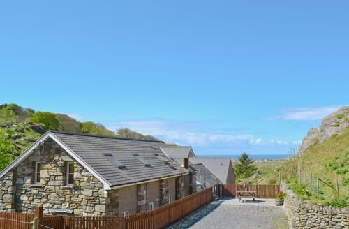 Big Cottages - Exquisite Aberdovey Apartment S24660