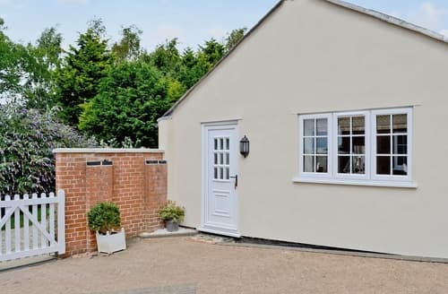 Last Minute Cottages - Beautiful Horncastle Cottage S15789