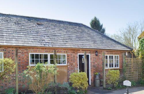 Dog Friendly Cottages - Tasteful Ringwood Cottage S14131