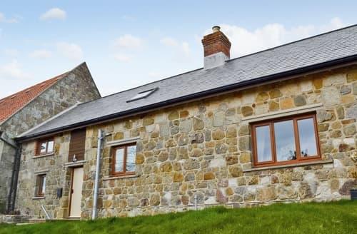 Big Cottages - Exquisite Brighstone Cottage S14205