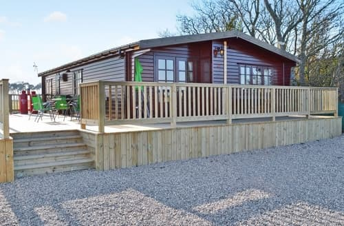 Big Cottages - Luxury Tain Lodge S22887
