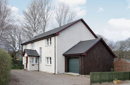 Big Cottages - Charming Ballindalloch Cottage S22801