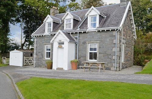 Last Minute Cottages - Excellent Castle Douglas Lodge S23587