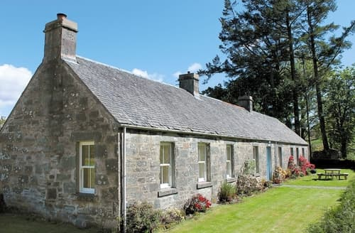 Big Cottages - Beautiful Lochgilphead Cottage S23087