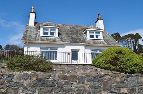 Big Cottages - Excellent Girvan Lodge S23509
