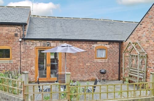 Last Minute Cottages - Wonderful Matlock Cottage S16678