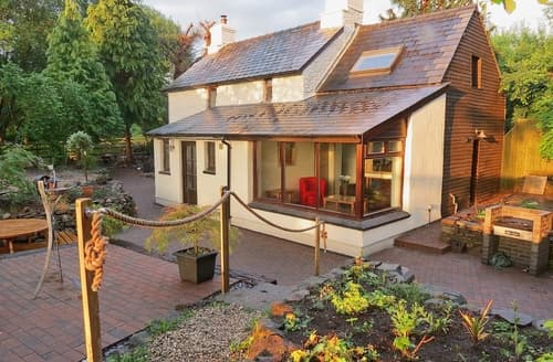 Big Cottages - Stunning Talgarth Cottage S21406