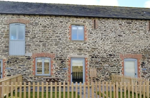Dog Friendly Cottages - Luxury Beaworthy Cottage S25383