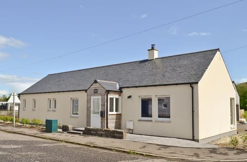 Big Cottages - Superb Kirkcudbright Cottage S23675