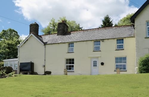Big Cottages - Delightful Betws Y Coed Cottage S22392