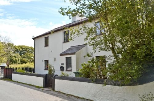 Big Cottages - Inviting Rhosneigr And Aberffraw Cottage S24750