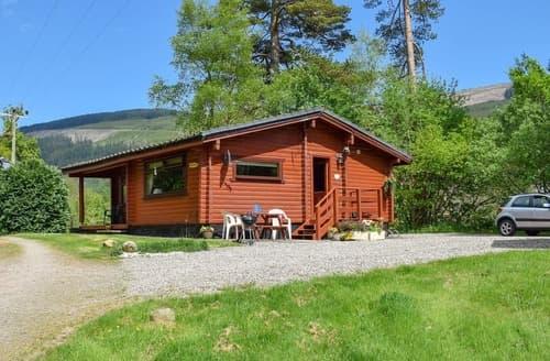 Big Cottages - Wonderful Callander Lodge S23248
