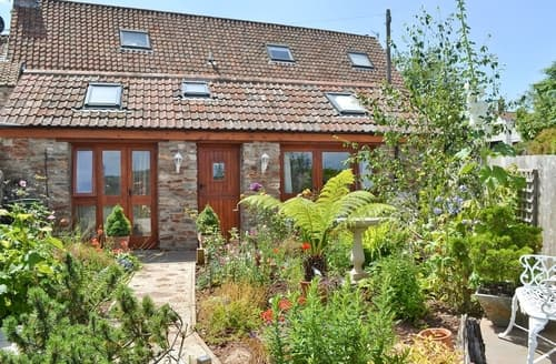 Last Minute Cottages - Gorgeous Cheddar Cottage S24547