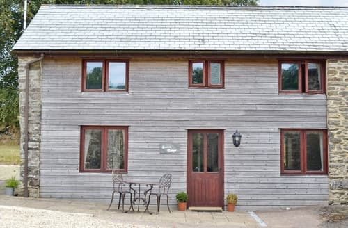 Last Minute Cottages - Wonderful Dulverton Cottage S20115