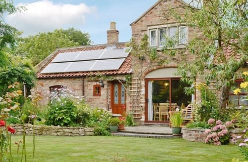 Last Minute Cottages - Inviting Market Rasen Cottage S15853