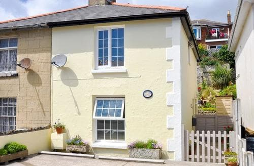 Last Minute Cottages - Quaint Ventnor Cottage S14384