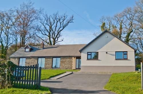 Big Cottages - Cosy Llansteffan Cottage S21764