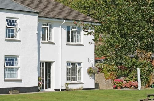 Last Minute Cottages - Attractive Holsworthy Cottage S19187