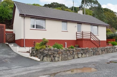 Big Cottages - Exquisite Portree Cottage S22530