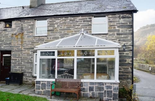 Last Minute Cottages - Beautiful Dolwyddelan And Penmachno Cottage S22473