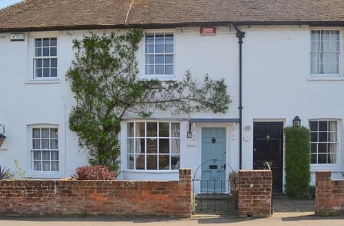 Last Minute Cottages - Delightful Canterbury Cottage S25007