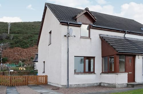 Last Minute Cottages - Exquisite Ullapool Cottage S24377