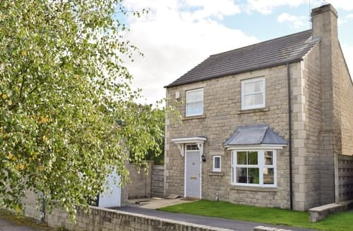 Big Cottages - Tasteful Leyburn Cottage S15270