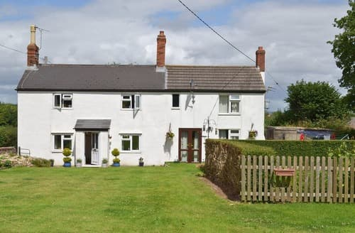 Last Minute Cottages - Captivating Taunton And The Quantocks Cottage S20256