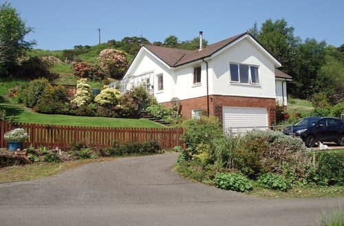 Big Cottages - Charming Oban Cottage S23135